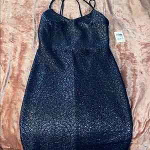 Charolette russe mini dress